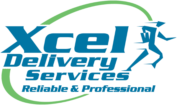 Xcel Delivery Company Logo