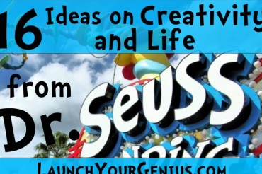 16 Lessons on Creativity from Dr. Seuss