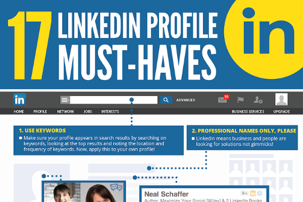 17 Ways to Make Your LinkedIn Profile Utterly Fantastic