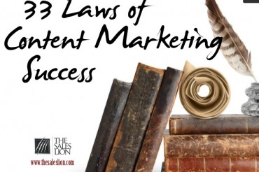 33 Laws of Content Marketing Mastery
