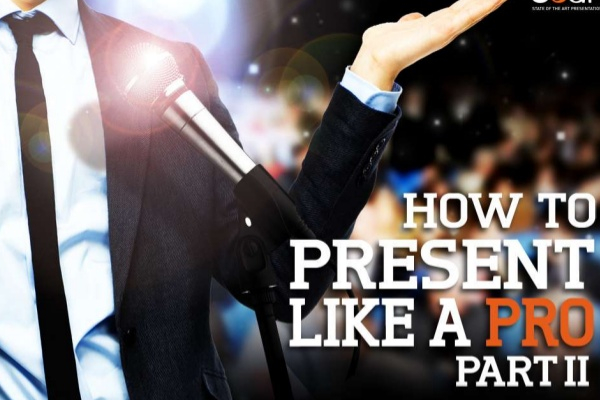 39 Presentation Techniques that Make You Look Great