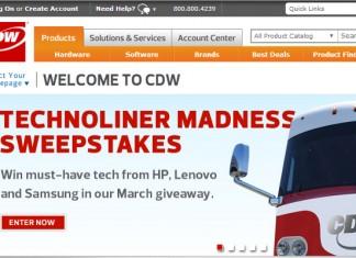4 CDW Competitors