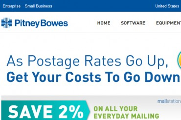 5 Biggest Pitney Bowes Competitors