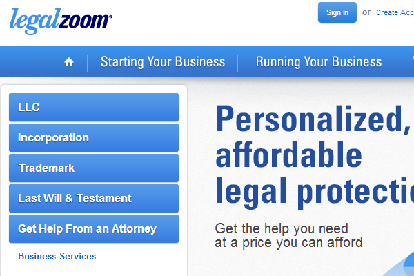 5 Legalzoom Competitors that are Making Waves