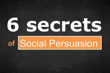 6 Ways to Use Social Persuasion in Marketing