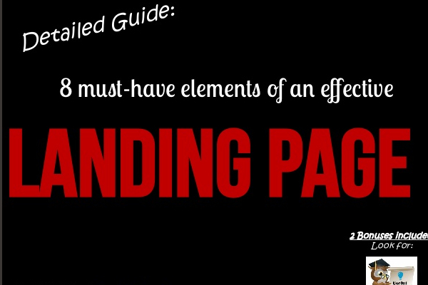 8 Vital Factors to Landing Page Perfection
