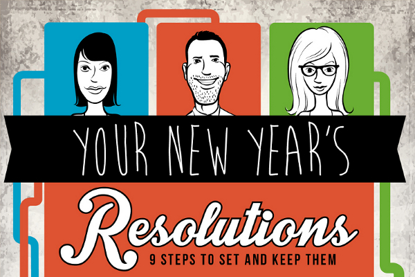 9 Keys to Achieving Your Goals and Resolutions Everytime