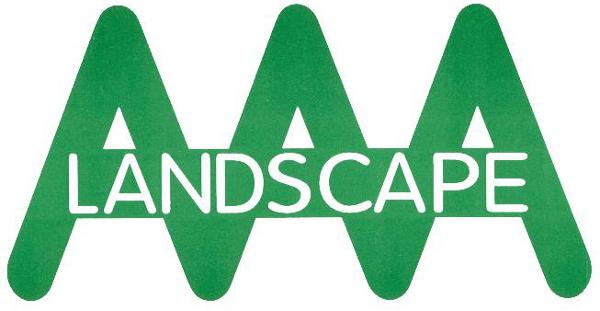 AAA Landscape Company Logo