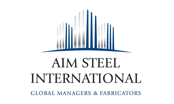 AIM Steel International Company Logo