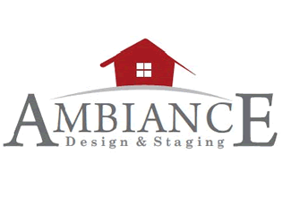 Ambiance Design & Staging Company Logo