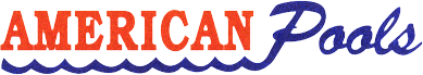American Pools Company Logo
