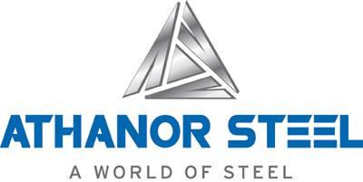 Athanor Steel Company Logo