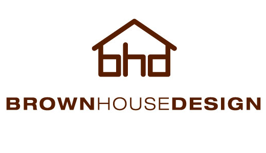 Brown House Design Company Logo