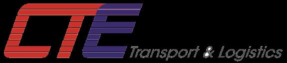 CTE Logistics Company Logo