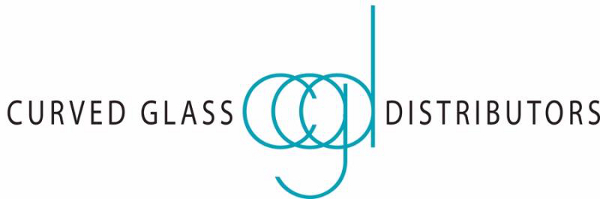 Curved Glass Distributors Company Logo