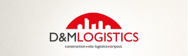 D&M Logistics Company Logo