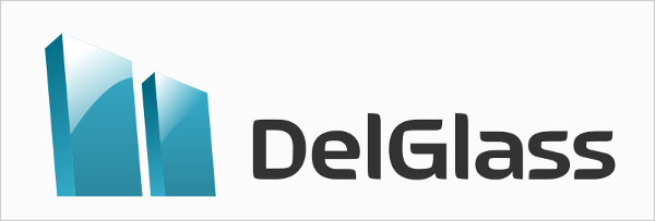 DelGlass Company Logo