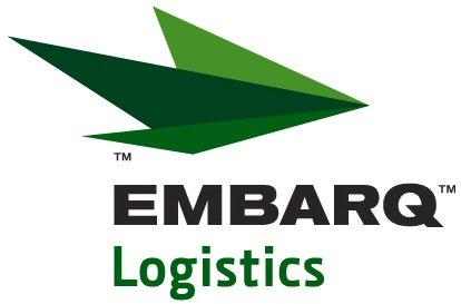 Embarq Logistics Company Logo