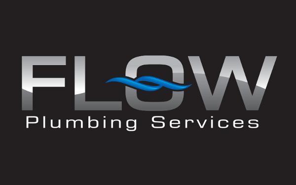 Flow Plumbing Services Company Logo