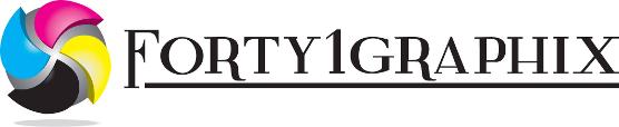 Forty1 Graphixs Company Logos