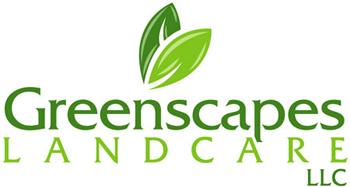 GreenScapes Landcare Company Logo