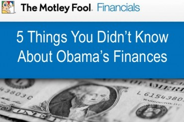 How Obama Invests His Personal Wealth