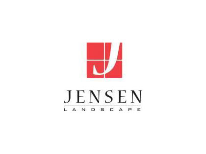 Jensen Landscape Company Logo