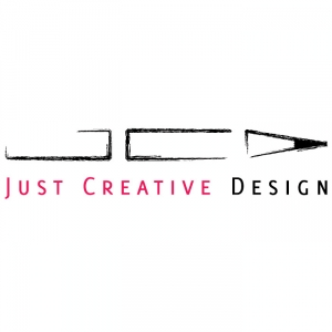 Just Creative Design Company Logo