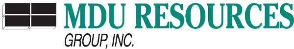 MDU Resources Company Logo