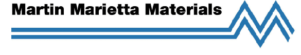 Martin Marietta Materials Company Logo
