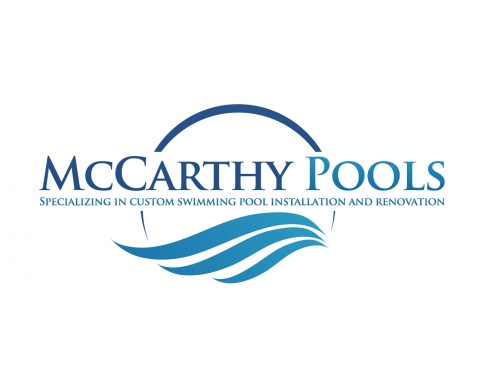 McCarthy Pools Company Logo
