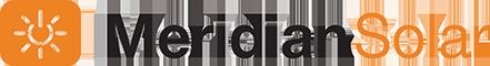 Meridian Solar Company Logo
