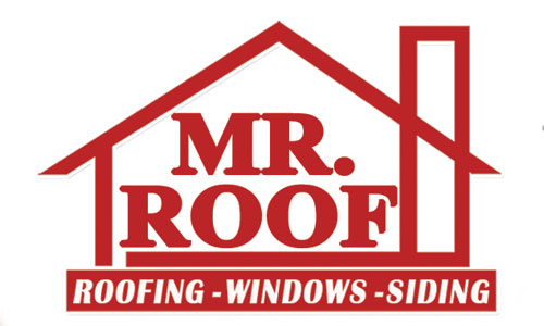 Mr. Roof Company Logo