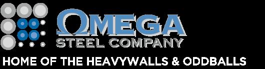Omega Steel Company Logo