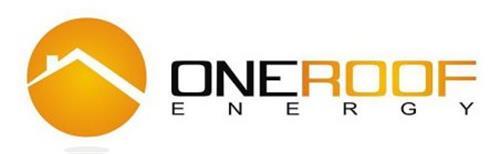 OneRoof Energy Company Logo