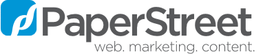 PaperStreet Web Design Company Logo