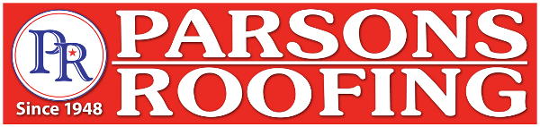 Parsons Roofing Company Logo