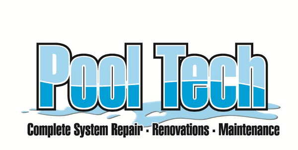 Pool Tech Company Logo
