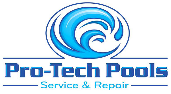 Pro Tech Pools Company Logo