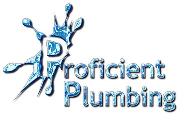 Proficient Plumbing Company Logo