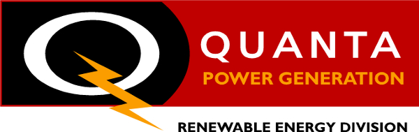 Quanta Power Generation Company Logo
