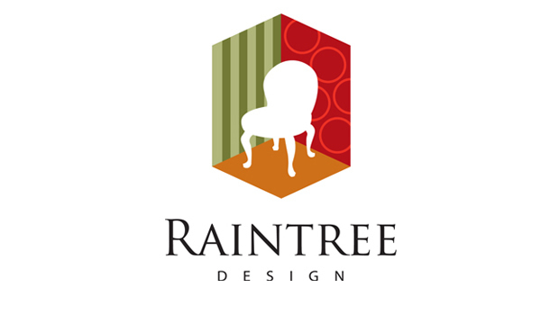 Raintree Design Company Logo