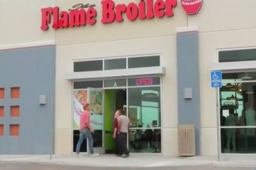 Review of the Flame Broiler Franchise Opp and Startup Costs