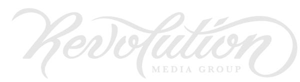 Revolution Media Group Company Logo