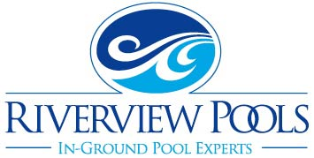 14 famous pool company logos for Pool companies