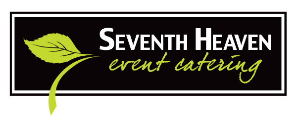Seventh Heaven Event Catering Company Logo