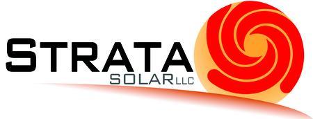 Strata Solar Company Logo
