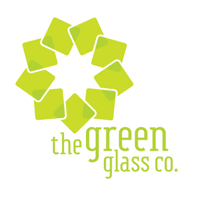 The Green Glass Company Logo