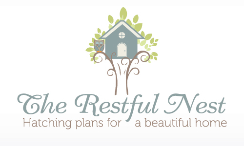 The Restful Nest Company Logo
