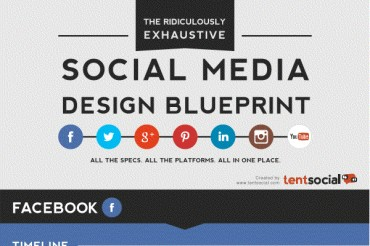 The Ultimate Social Media Design Cheat Sheet